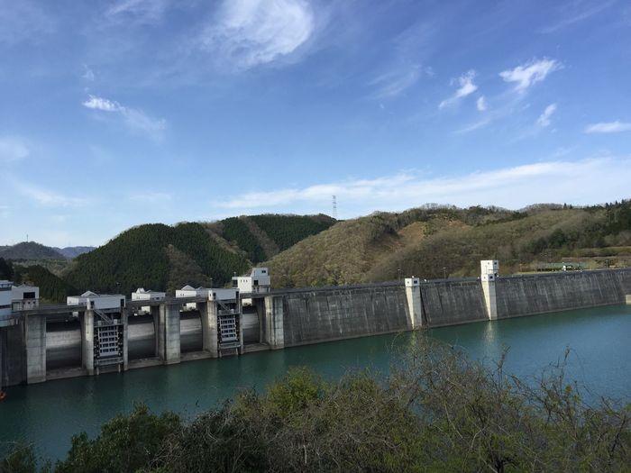 Dam Water April