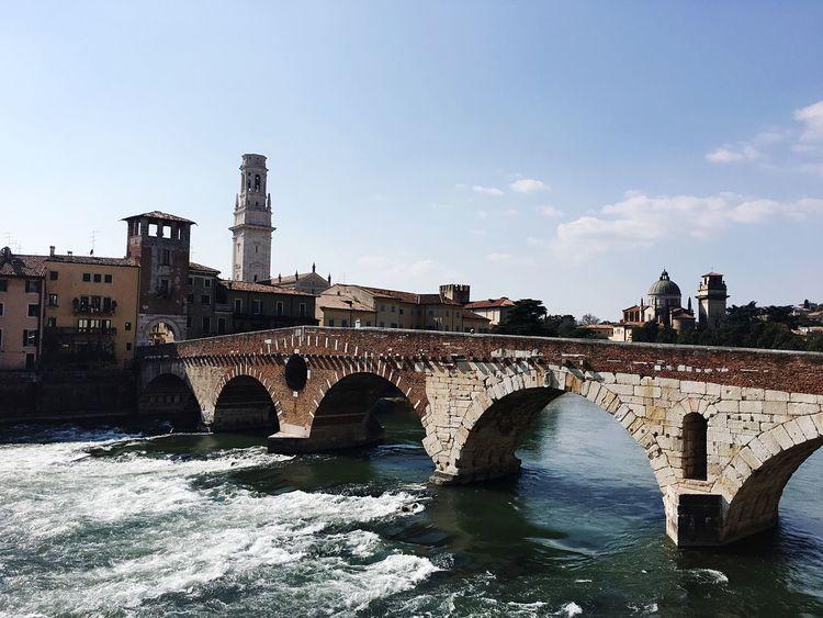 Verona Italy Pontepietra Centro Storico Sunny Day Shooting EyeEm Best Shots Vibe