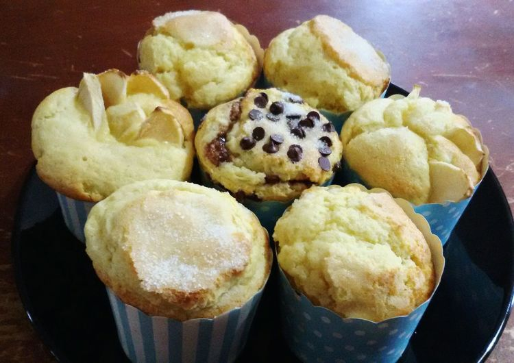 Food Baked Ready-to-eat Indoors  Sweet Food Bakery No People Cellclick Chez Moi Muffins!! Muffinmanphotography Muffins <3