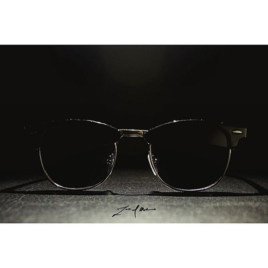 Thought of taking out my camera and take some pictures. Liked this click very much. Thoughts? Clubmaster Rayban Sunglasses Blackandwhite black photography bestoftheday picoftheday like lights opinion dslr lighting