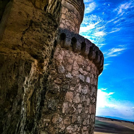 Dia en el Castillo Old Ruin History Travel Destinations No People Sky