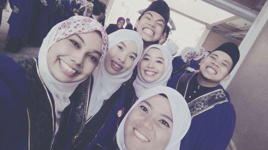 Convocation Friends ❤