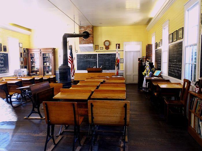 Architecture School Vintage Oldschool First School Oldsacramento