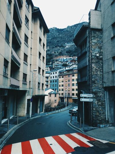 Building Exterior Architecture Built Structure Outdoors Residential Building City Day Apartment No People Balcony Sky Tree Winter Landscape Beauty In Nature Mountain Peak Blue Nature Encamp Andorra La Vella Cold Temperature Architecture Traveling Home For The Holidays Beautiful People Travel Destinations