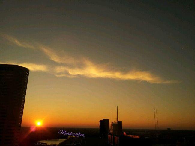 City Sundown Sky Enjoying The Sun Taking Photos Fotodroiding Andrography Clouds And Sky Photography Droidography Android Phoneography Andrographer Droidographer Skym Sunset