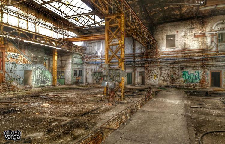Abandoned Germandecay Urbex Urban Exploration