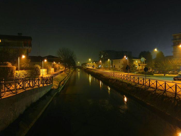 Night Illuminated Water No People City Cityscape Photography Photo Stock Stock Followme