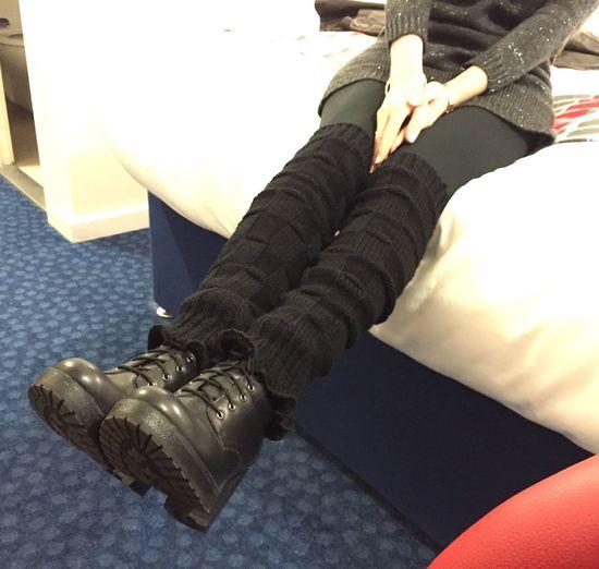 Leg Warmers Legs girl Woman