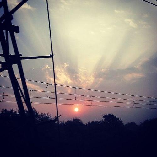 Sunrays Goodmrng Sun Ondawaytocolg