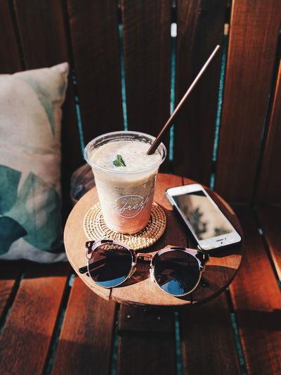 Sunglass  Drink