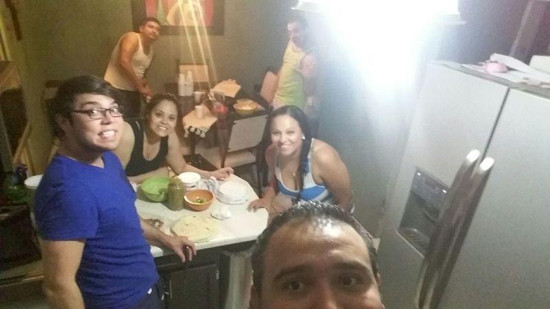 Los tengo hambreados!! Friends Happy Weekend !!! Discada