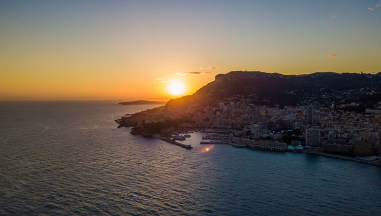Few drone shots from my last trip to Monaco An Eye For Travel Monaco Travel Aerial Landscape Monte Carlo Outdoors Sea Water