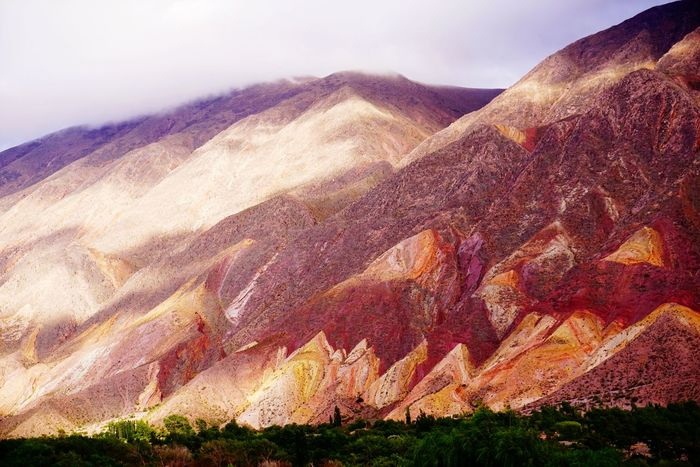 Mountains Colored Mountain Colors Nature Amazing View Landscape Salta  Jujuy Quebrada De Humahuaca Quebrada Argentina Original Experiences Showcase June Coloroflife