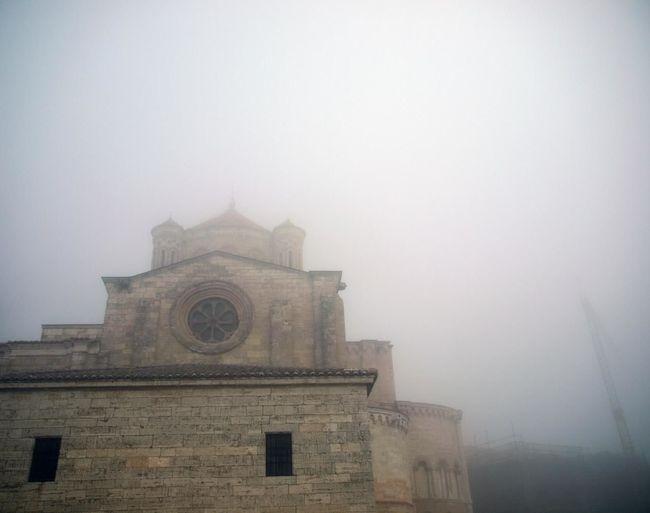 Colegiata De Toro Niebla Toro Zamora Iglesias