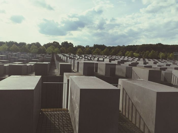 History Travel Destinations War Holocaust Memorial Berlin Holocaust Memorial No People