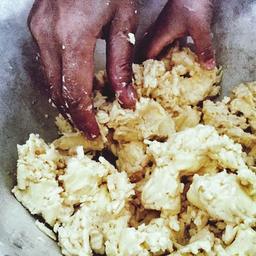 The Places I've Been Today Banxcroxadoodledoo Generations Hands Dynamic Dough Snap Knead IPhoneography Flour