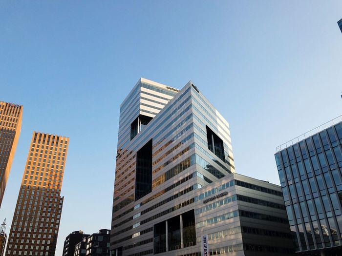 Architecture Built Structure Skyscraper City Office Park