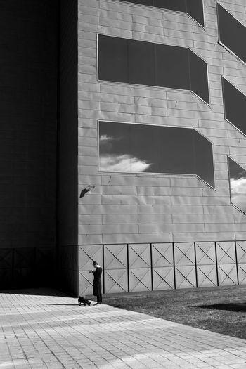 Street Architecture Streetphotography Fujifilm_xseries Street Photography Fuji Xpro Fine Art Photography Fujifilm Xpro1 Fine Art Photograhy One Person Black & White Black And White Blackandwhite Blackandwhite Photography SPAIN Black White Street Art Fine Art Outdoors Street Light