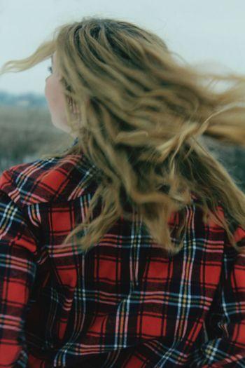 Blond Hair Long