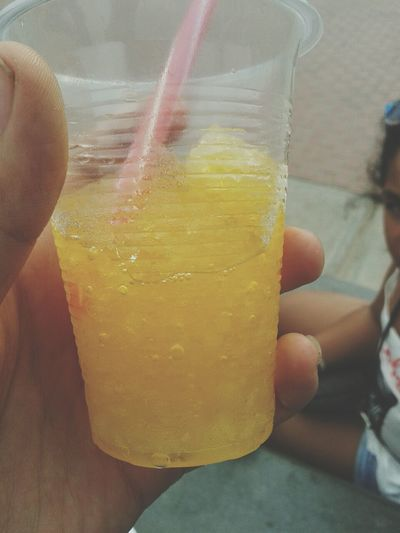 Juice Mango Traveling Refresco