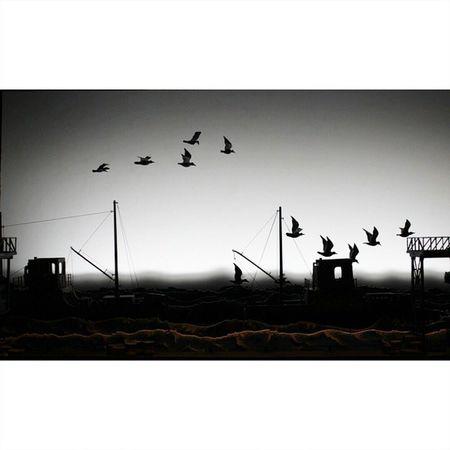 Laut, Kapal dan Burung Artjog Artjog15