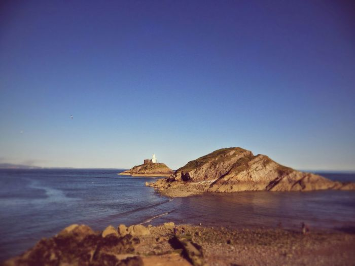 Wales Photography Taking Photos Check This Out Islands Seaside_collection Seaside Sea Sea And Sky Rocks