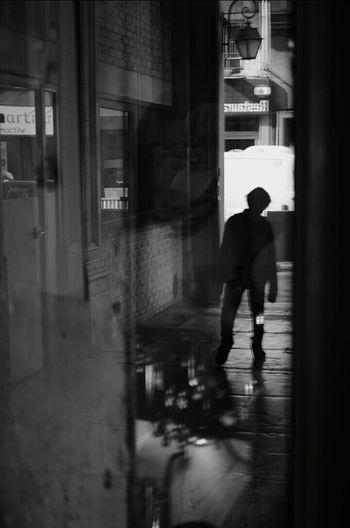 Passages Paris Blackandwhite Photography Nikon D5100