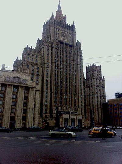 Москва 23февраля мид