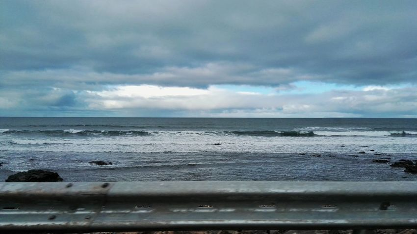 Drivebyphotography Sea And Sky Seascape Waves, Ocean, Nature
