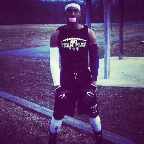 Football Enjoying Life Grind Time On My Grind