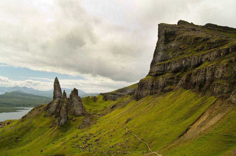Skye Isle Of Skye Scotland England & Scotland Holiday Melancholic Landscapes Walking Traveling Nature EyeEm Nature Lover