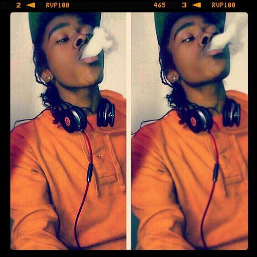 I'm Drinking Ciroc && I'm Smoking Dope 