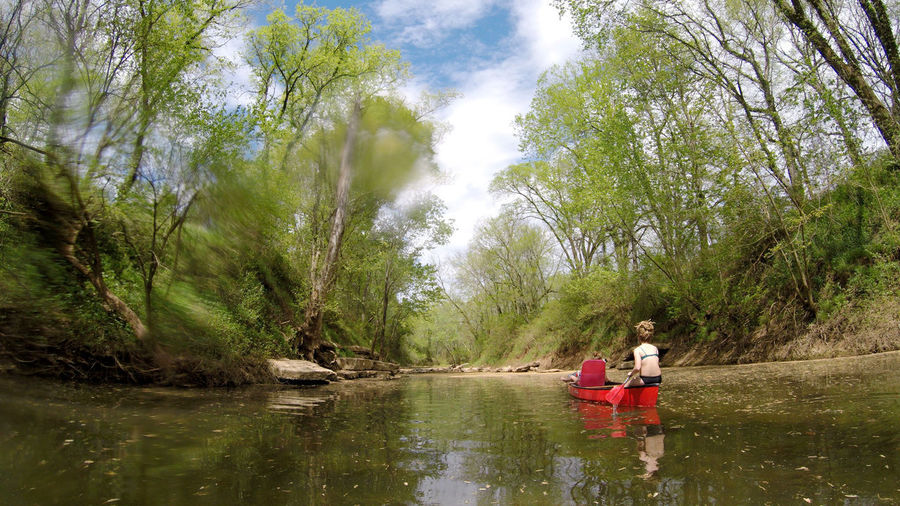 Tennessee Days EyeEmNewHere Contest Nashville EyeEmNewHere Tree Water Togetherness Adult Full Length People Life Jacket Women River Outdoors Family With One Child Day Nature Oar Real People Sitting Vacations Standing Nautical Vessel Adventure