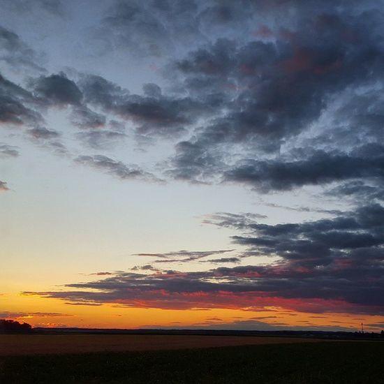Sunset Summer Slovenija Slovenia Prekmurje Endlesssummer Hotsummernights