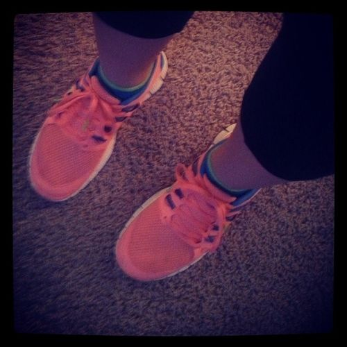 Just got done working out, shower time♥ Freeruns Workout Shower Feelgreat