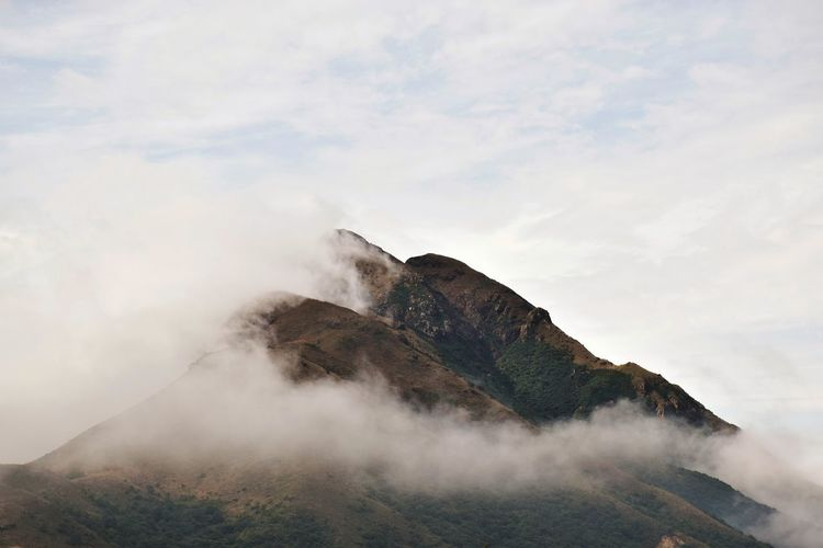Lantau Peak Passion Powerful Nature AnotherView Hongkongcollection Hongkong Trail Nikon Nikond5300 Travel Travel Photography Backpacker Landscape Nature Trekking Adventure Nature Photography Naturelovers Mountain Sky My Best Photo
