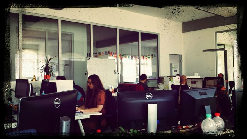 Call center time. We <3 our customers!!!