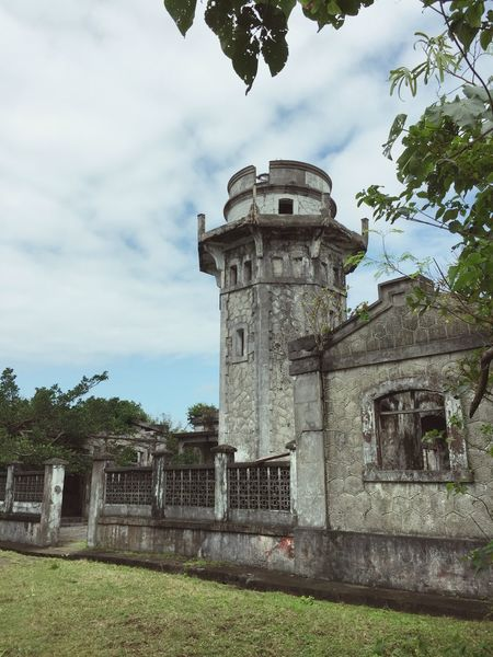 Century old lighthouse. Lighthouse Oldlighthouse Philippines PhonePhotography Palaui Island