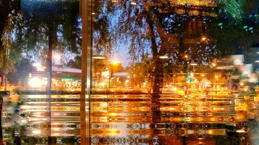 EyeEm Man Woman Tree Illuminated City Car Window Land Vehicle Sky Rainy Season Rain Water Drop Glass Summer Sports