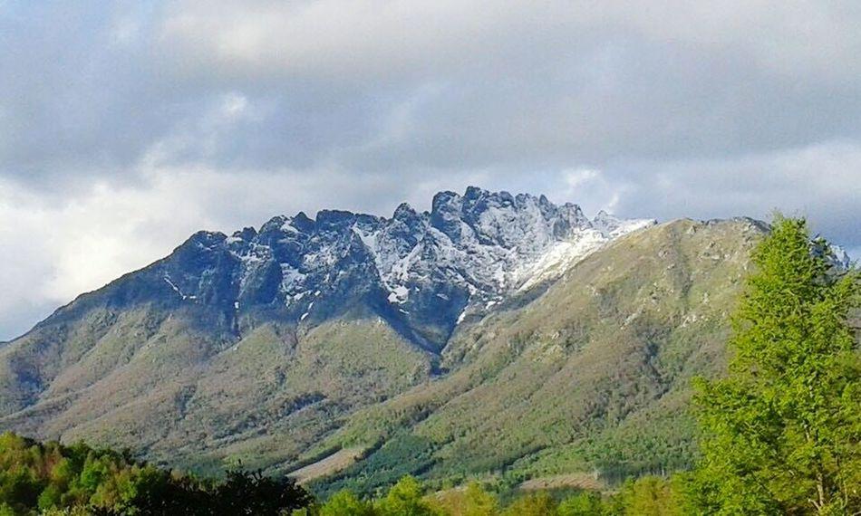 Cielo y altura. High Sky Cordillera