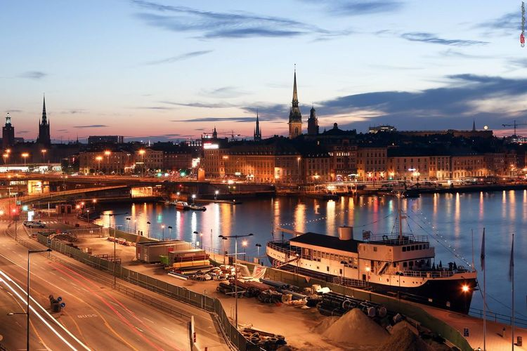 Sweden City Cityscape Illuminated Water Urban Skyline Aerial View Outdoors Night Sweden ❤️ Sweden-Streetphotography Sweden Landscape Stockholm Stockholm, Sweden Stockholm Streetphotography Stockholm View Stockholm-streetphotography