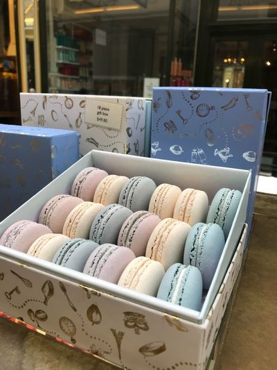 Macarons Melbourne City Melbourne Snacks Dessert Thelittleroyalmacarons Royalarcade Macaronsbox Pastel Colors The Little Royal Arcade Royal Arcade Taken With IPhone7plus