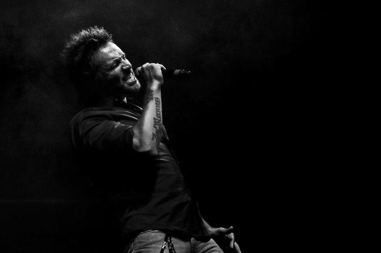 For The Love Of Music Filippo Neviani Stagephotography Live Music Nek The Photojournalist - 2016 EyeEm Awards