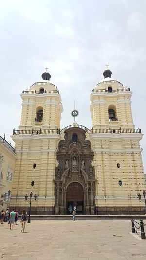 Travel Destinations Architecture History Built Structure Old Architecture Old Church Building Check This Out! Lima,Perú