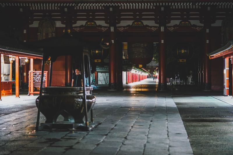 approach Architecture Built Structure Building Exterior No People Day Outdoors Mammal Japan Discoverjapan Nightshooters Beautiful Temple Japanese Style Japanese Culture