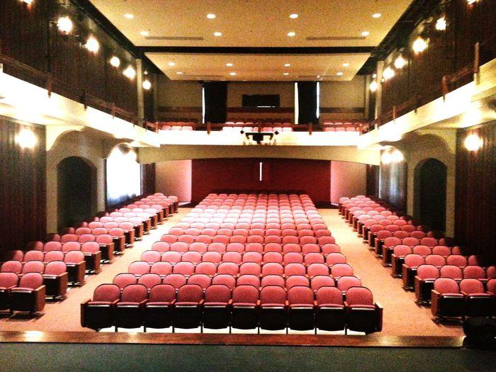 ¡Que empiece la función! 26 de febrero de 2015. 10/365 Project 365♡ Project365 Mobile Photography Puerto Rico Arquitecturestyle Theater Theatre Funtion Time