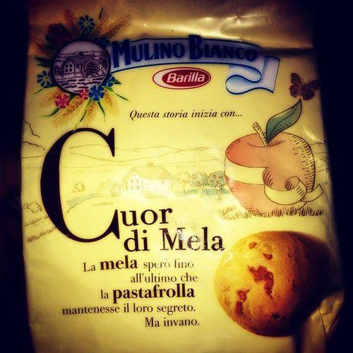 Cuordimela Biscotti Mulinobianco Italia