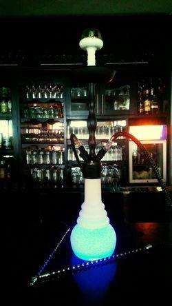 Bar - Drink Establishment Night Barra Led Lights  Colores Colors Shisha Time Shisha ❤ Cachimba  Lifestyles Happy Hour Green