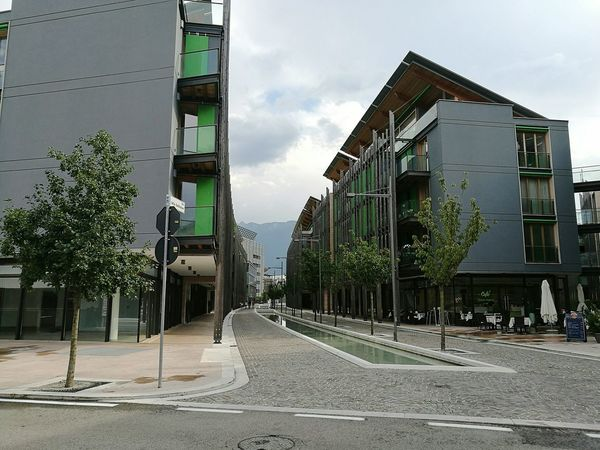 smart city Architecture Architecture Built Structure Building Exterior Residential Structure Renzo Piano Trento Muse