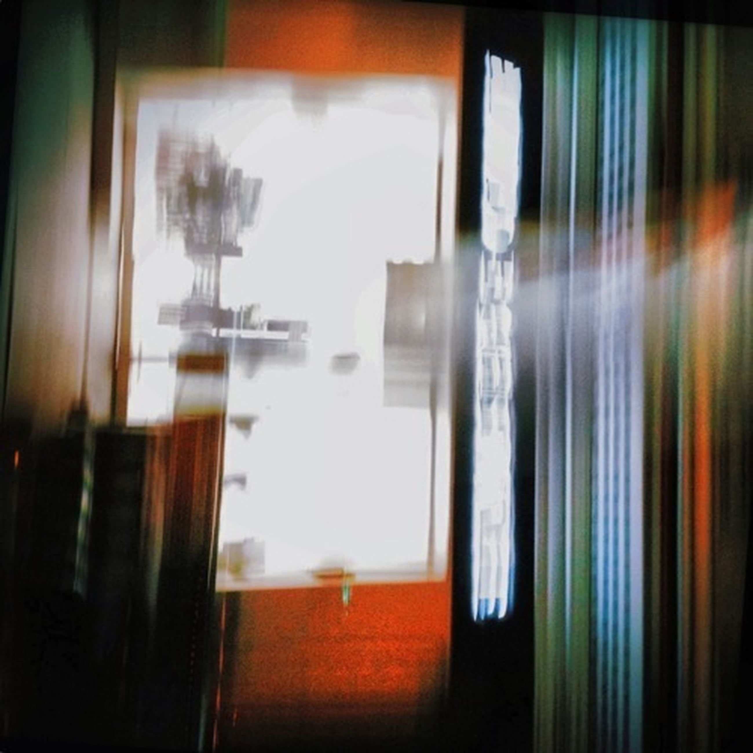 indoors, window, glass - material, transparent, curtain, home interior, reflection, glass, door, no people, looking through window, day, open, house, close-up, domestic room, absence, closed, empty, sunlight